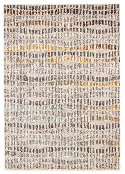 Aspect Pebbles Rug - Multi Coloured
