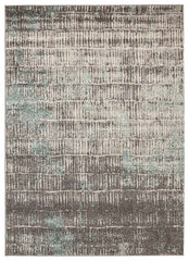 Aspect Sticks Rug - Blue
