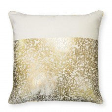 Aries Gold Cushion