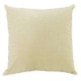 Arla Velvet Taupe Cushion