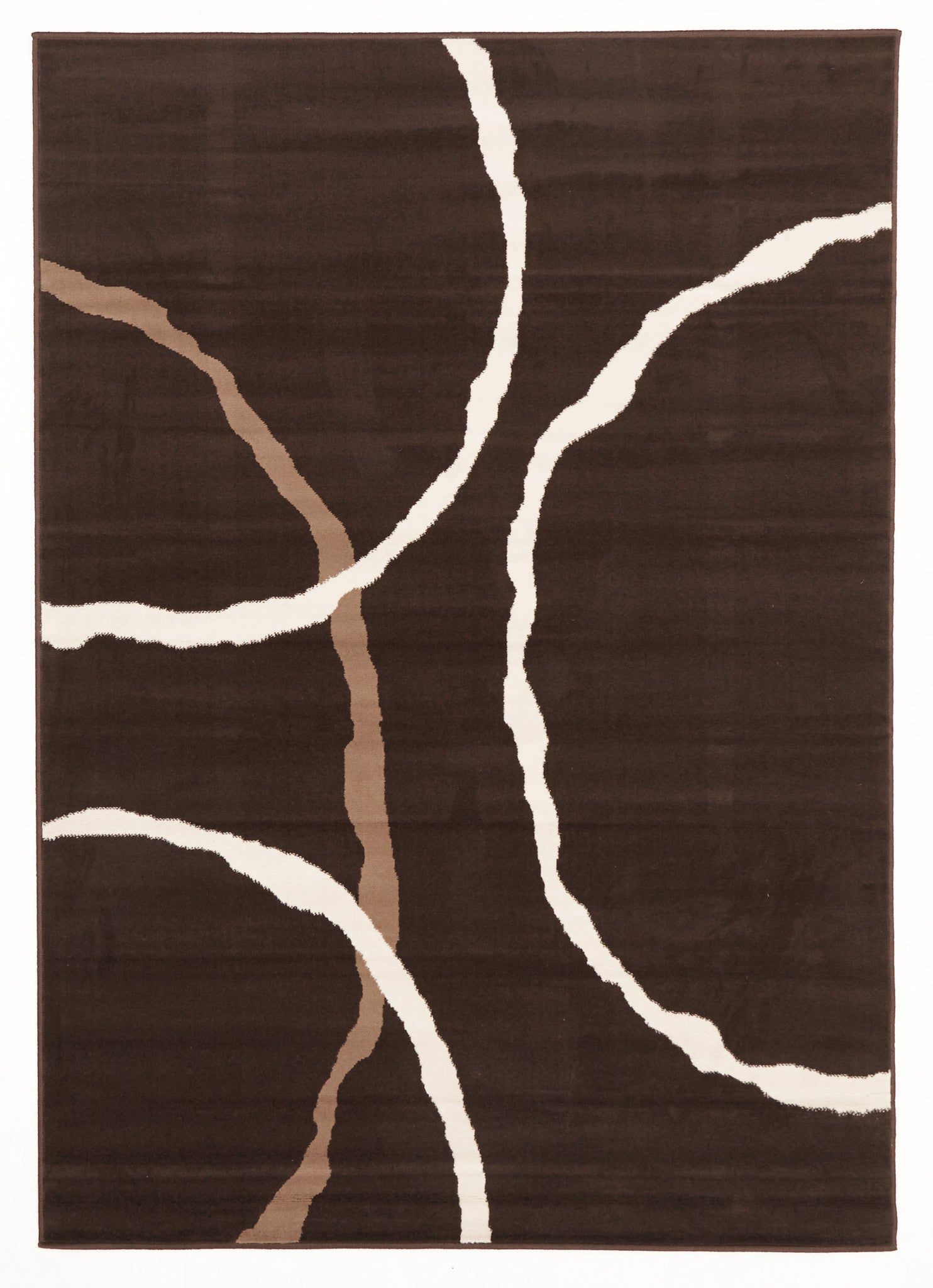 Silver BCF 1268 S22 Rug - Beige Ivory