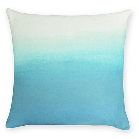 Bayou Aqua Cushion