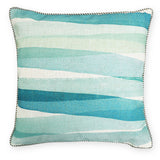 Biscay Blue Cushion