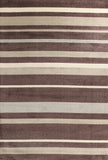City 554 Rug - Brown Beige