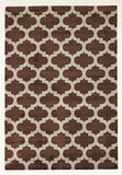 City 560 Rug - Brown