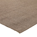 Natural Sisal Rug Boucle Grey