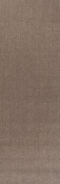 Eco Sisal Rug Herringbone - Brown