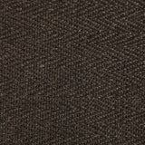 Natural Sisal Rug Herring Bone Charcoal