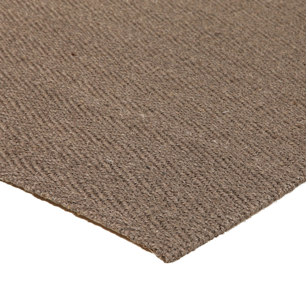 Natural Sisal Rug Herring Bone Grey