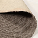 Eco Sisal Rug Herringbone - Grey