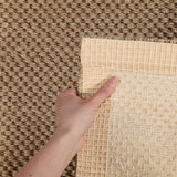 Eco Sisal Rug Tiger Eye - Sand