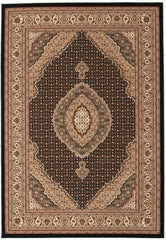 Empire Ark Rug - Black