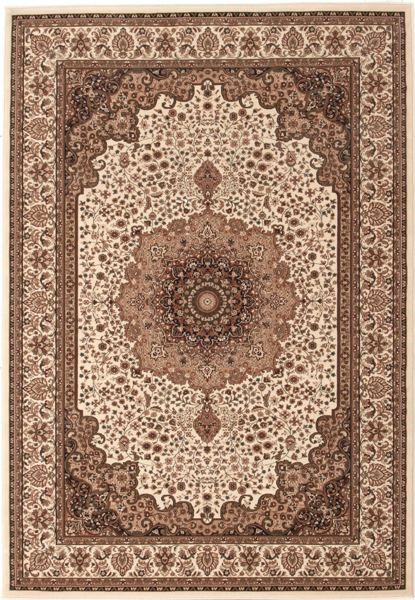 Empire Kap Rug - Cream