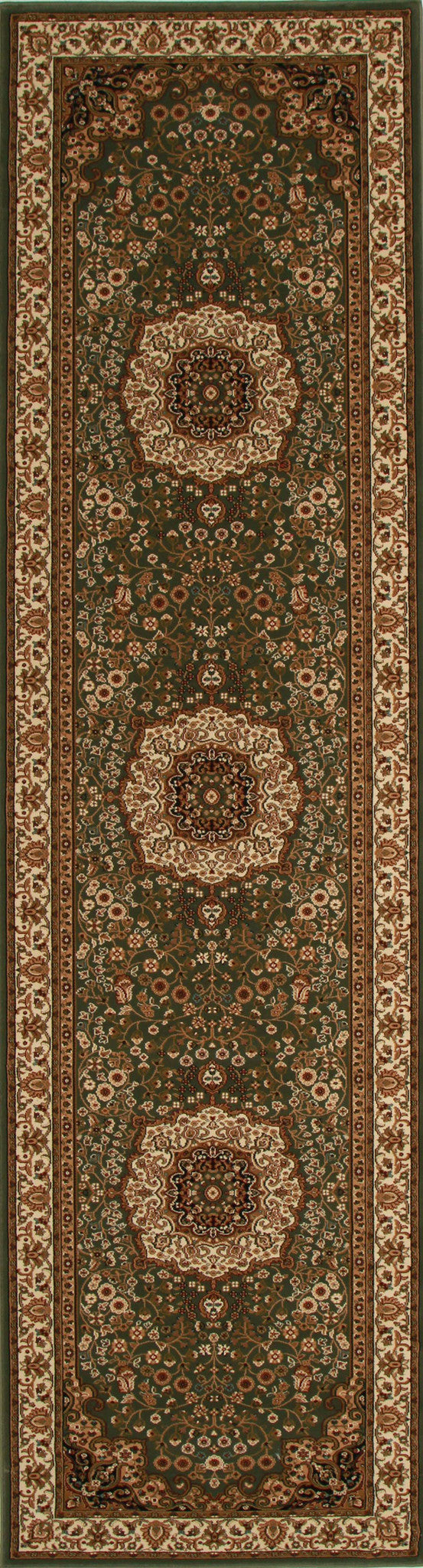Empire Kap Rug - Green