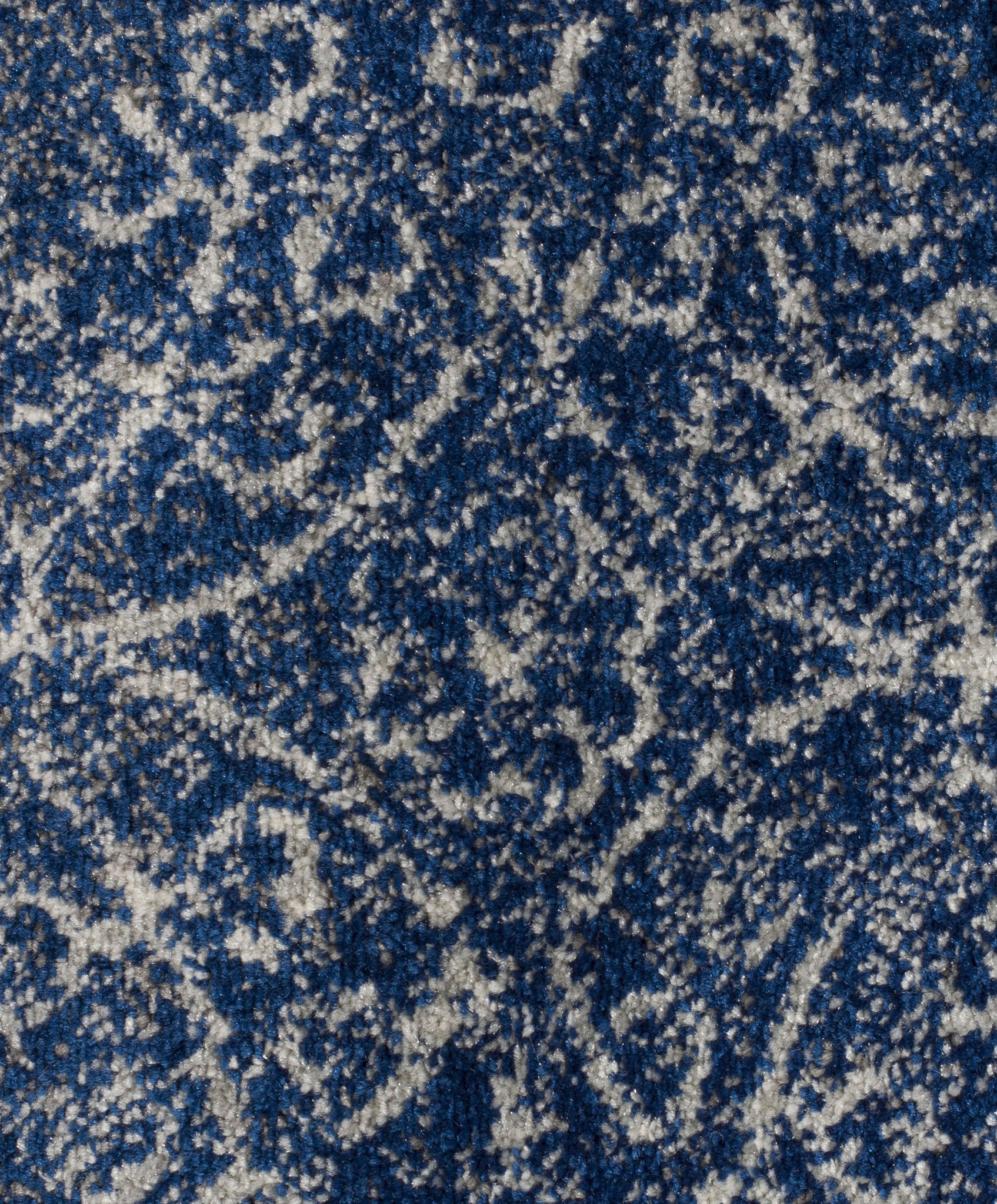 Artist Navy Transitional Rug