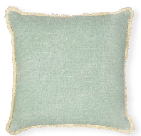 Finn Mint Cushion
