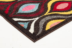 Gemini 506 Rug - Multi Coloured