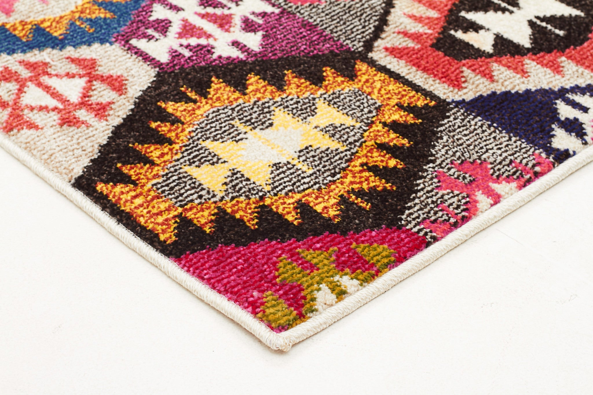 Gemini 509 Rug - Multi Coloured