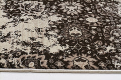 Heirloom 02 Rug - Ivory Brown