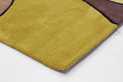 Gold 618 Rug - Purple