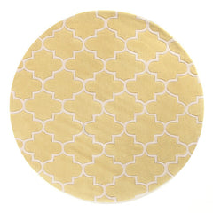 Gold 625 Rug - Chartreuse