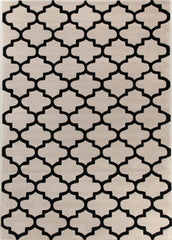 Gold 625 Rug - Off White And Black