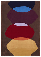 Gold 634 Rug - Multi Coloured