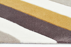 Gold 635 Rug - Yellow Brown