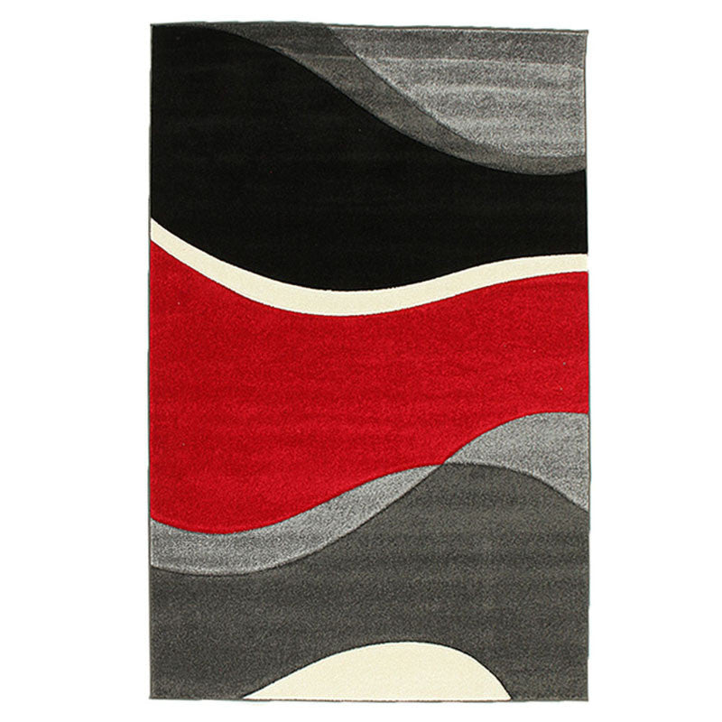 Icon 702 Rug - Red