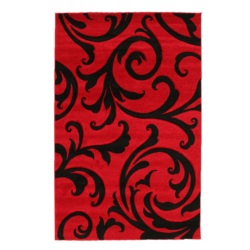 Icon 709 Rug - Red