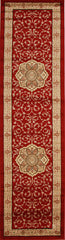 Istanbul 3 Rug - Red