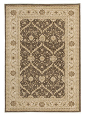 Jewel 800 Rug - Brown Bone