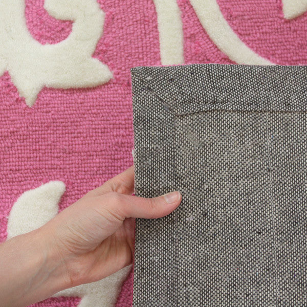 Kidding Around 106 Rug - Pink