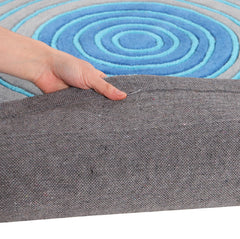 Kidding Around Ripple Rug - Blue