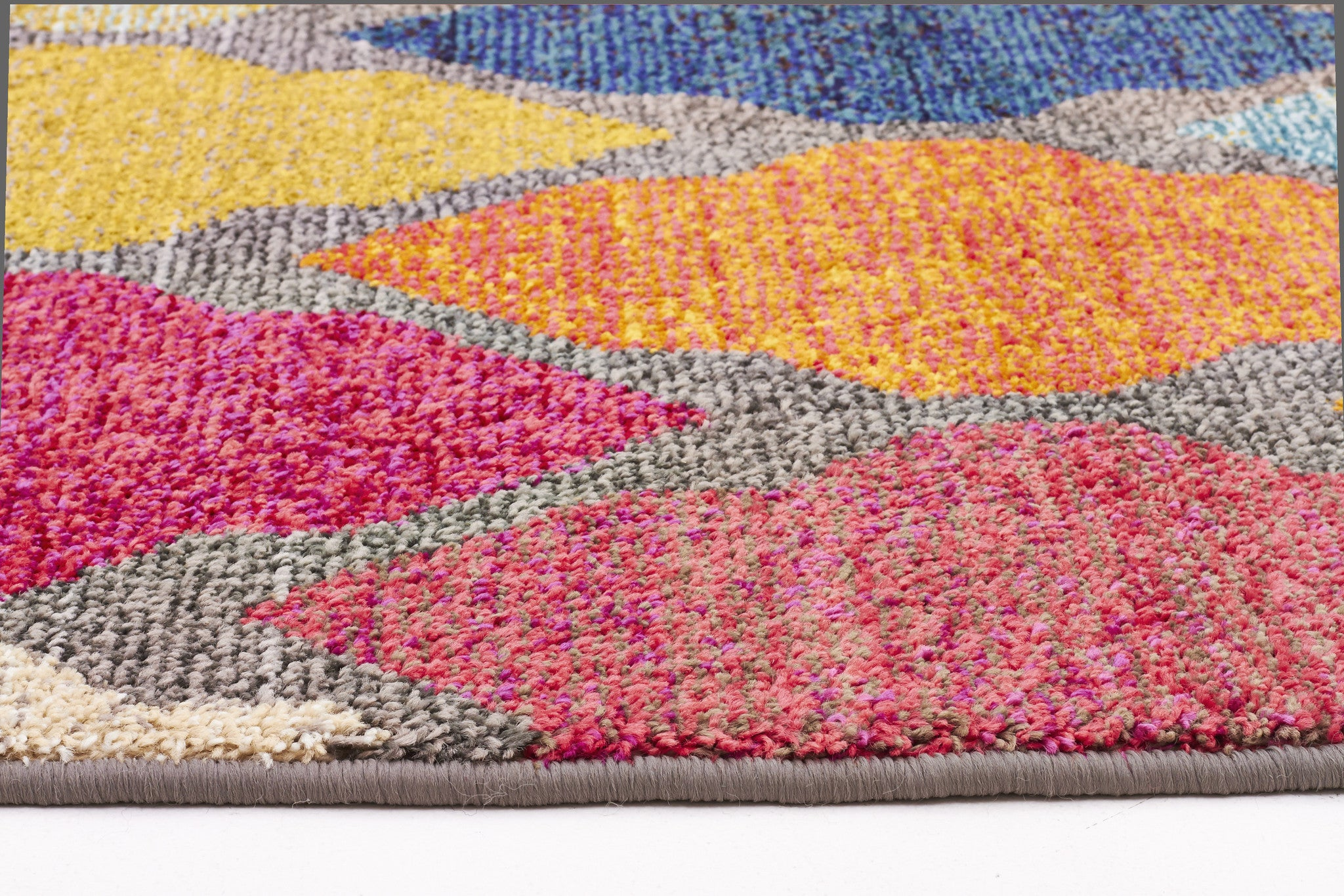Kaleidoscope 105 Rug - Multi Coloured