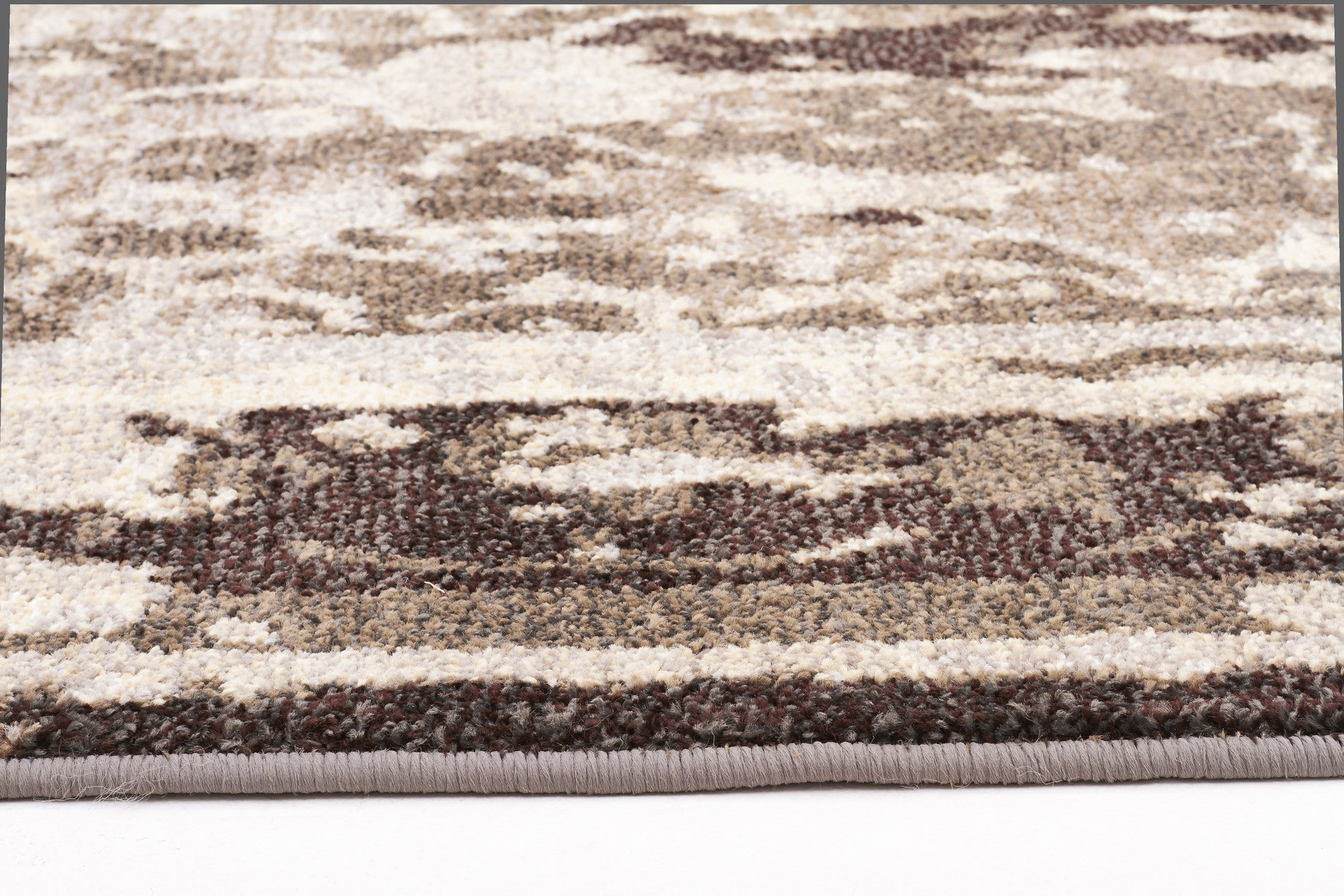 Kaleidescope 109 Rug - Grey