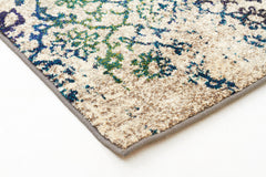 Kaleidoscope 110 Rug - Blue