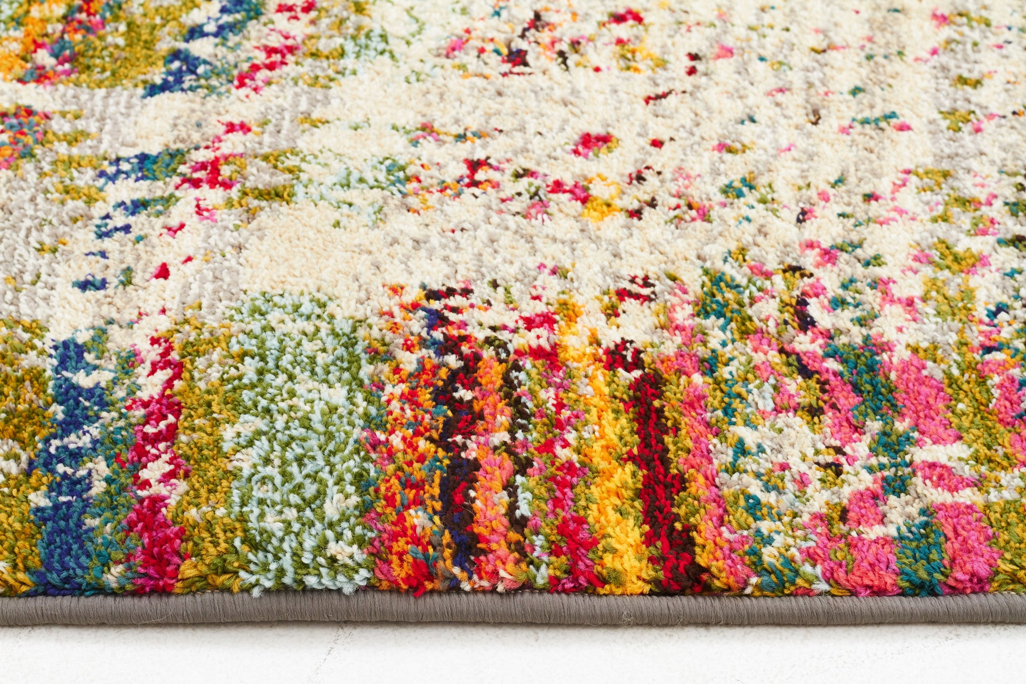 Kaleidoscope 111 Rug - Multicoloured