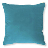 Libya Teal Cushion