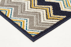 Marquee 303 Rug - Navy