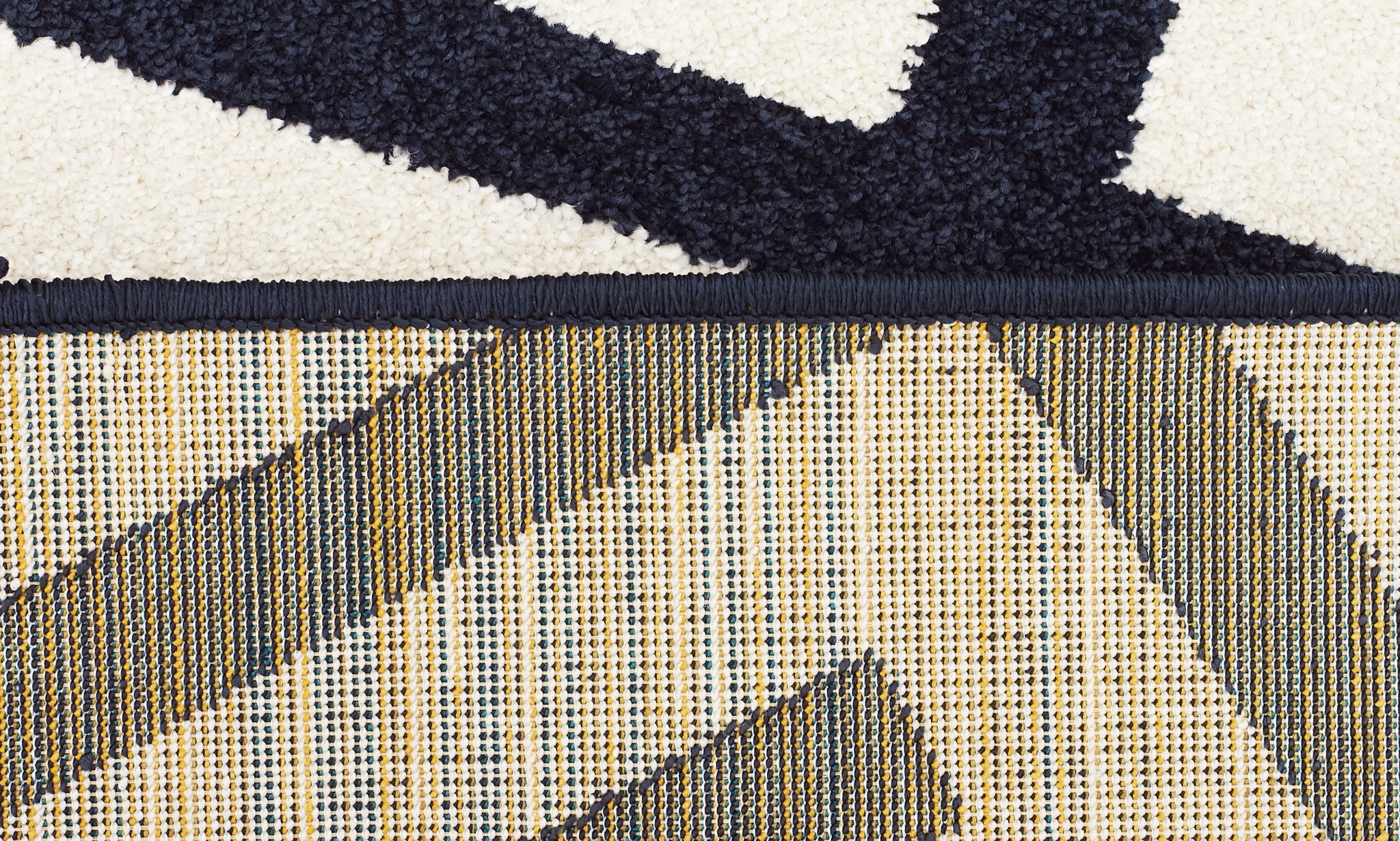 Indoor Outdoor Dolce Rug Navy