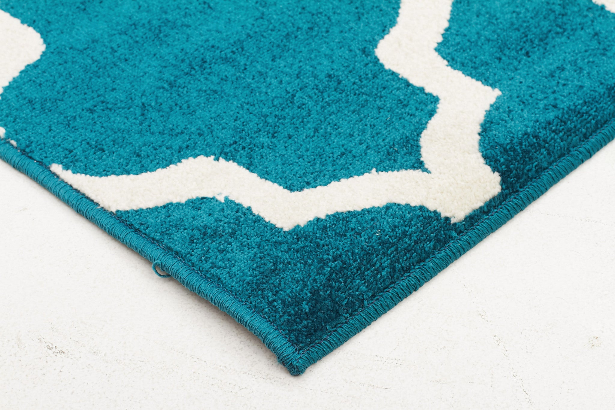 Marquee 310 Rug - Peacock Blue