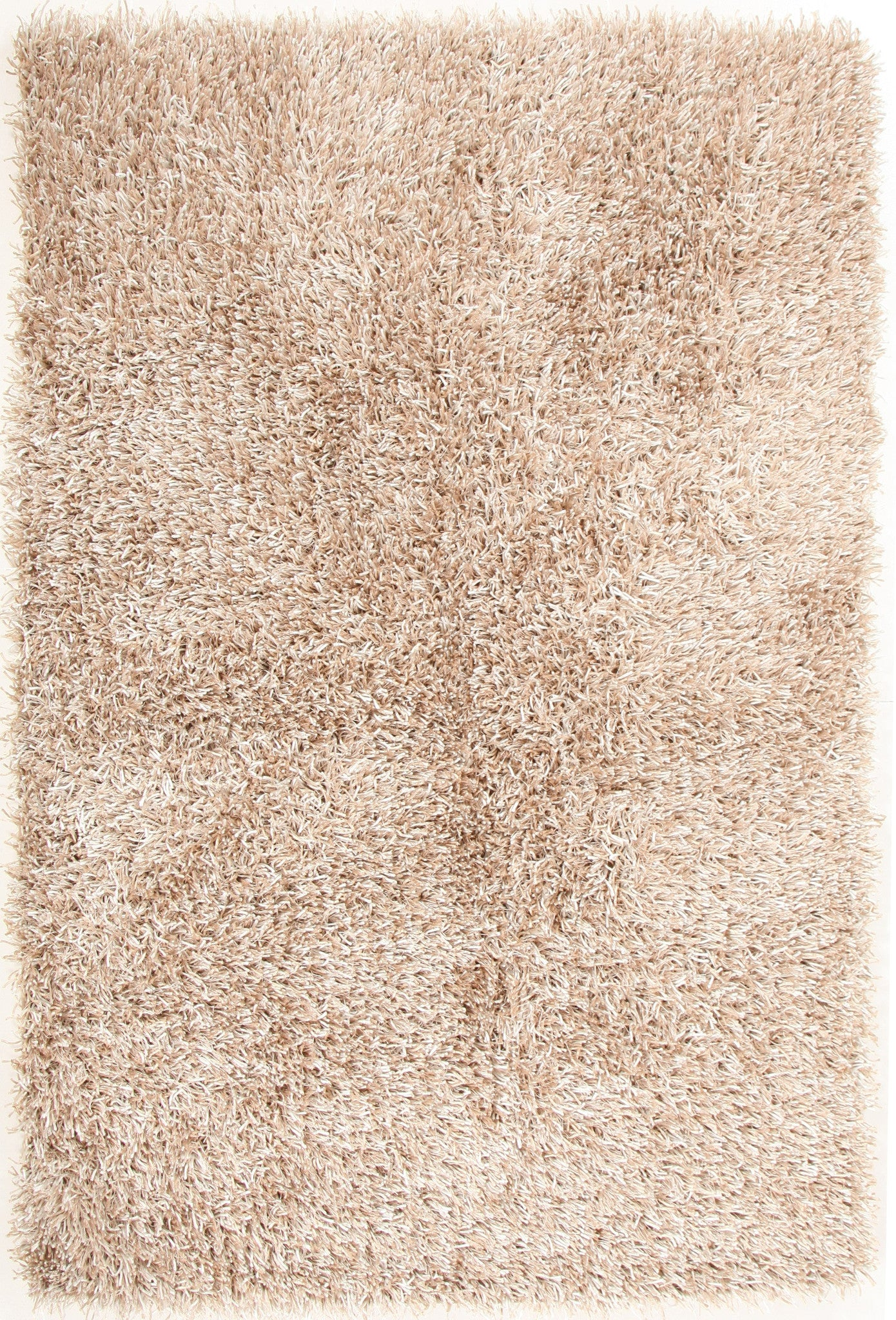 Orlando Shaggy Rug - Cream