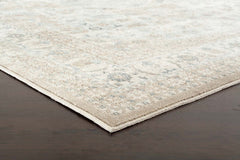 Providence Central Traditional Rug - Beige