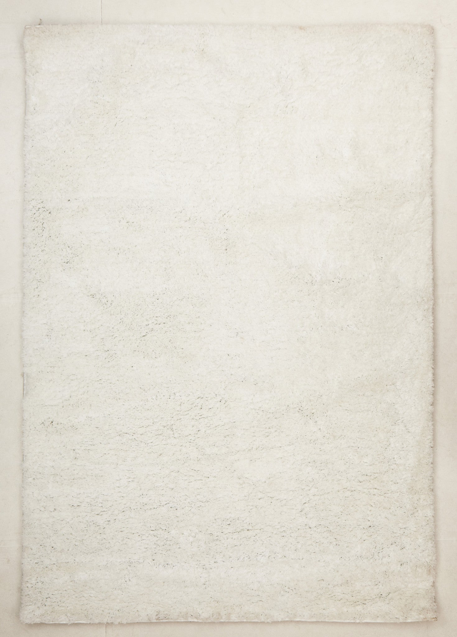 Soho Shaggy Rug - White