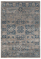 Sophia Fraction Rug - Bone