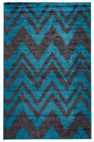 Chevy Shag Rug Charcoal