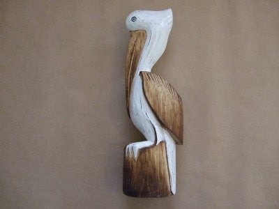 Wooden Pelican (Large)