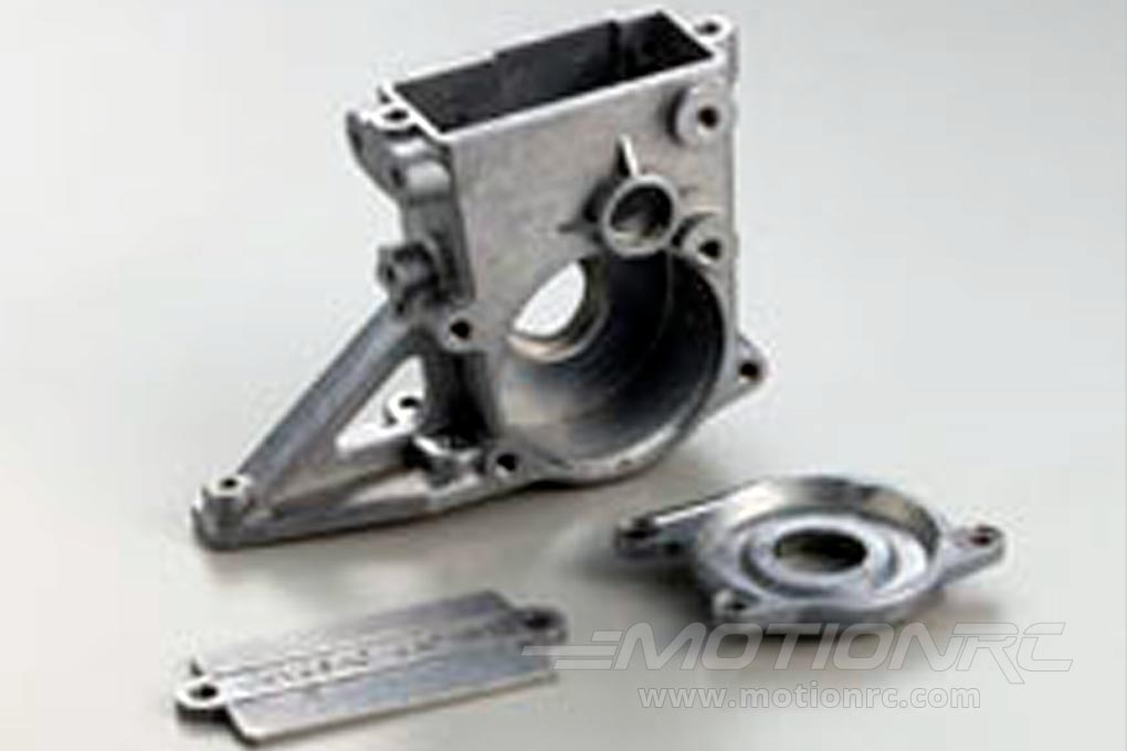 Two-Piece Diecast Aluminum Gearbox
