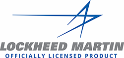 Lockheed Martin officiellt licensierad produkt